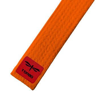 72c8472fe5829 pas pomarańczowy basic (4cm, bawełna)